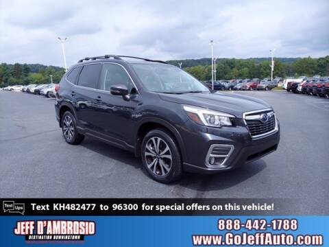 2019 Subaru Forester for sale at Jeff D'Ambrosio Auto Group in Downingtown PA
