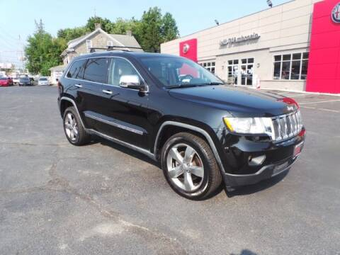 2012 Jeep Grand Cherokee for sale at Jeff D'Ambrosio Auto Group in Downingtown PA