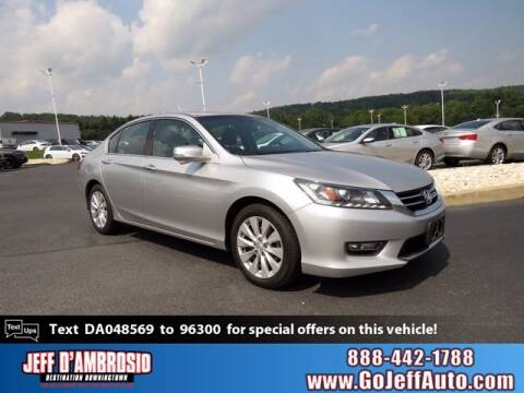 2013 Honda Accord for sale at Jeff D'Ambrosio Auto Group in Downingtown PA