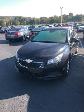 2013 Chevrolet Cruze for sale at Jeff D'Ambrosio Auto Group in Downingtown PA