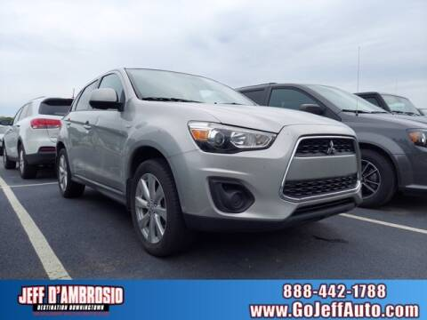 2014 Mitsubishi Outlander Sport for sale at Jeff D'Ambrosio Auto Group in Downingtown PA