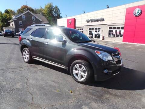 2013 Chevrolet Equinox for sale at Jeff D'Ambrosio Auto Group in Downingtown PA