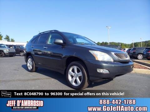 2008 Lexus RX 350 for sale at Jeff D'Ambrosio Auto Group in Downingtown PA