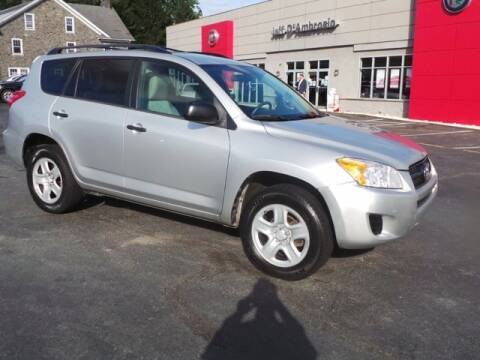 2012 Toyota RAV4 for sale at Jeff D'Ambrosio Auto Group in Downingtown PA