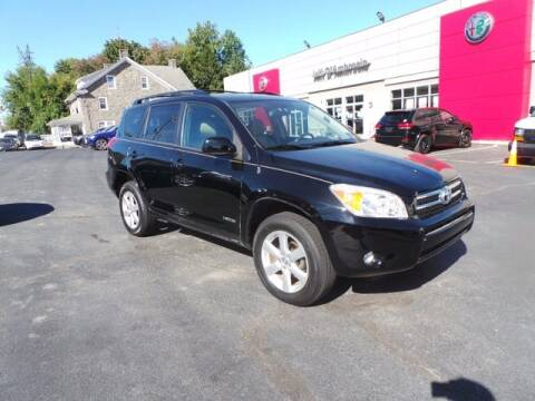 2008 Toyota RAV4 for sale at Jeff D'Ambrosio Auto Group in Downingtown PA