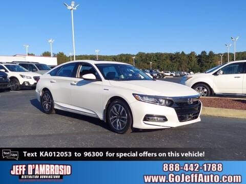 2019 Honda Accord Hybrid for sale at Jeff D'Ambrosio Auto Group in Downingtown PA