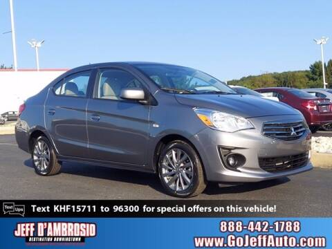 2019 Mitsubishi Mirage G4 for sale at Jeff D'Ambrosio Auto Group in Downingtown PA