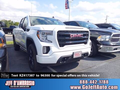 2019 GMC Sierra 1500 for sale at Jeff D'Ambrosio Auto Group in Downingtown PA