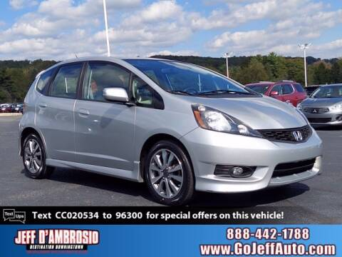 2012 Honda Fit for sale at Jeff D'Ambrosio Auto Group in Downingtown PA