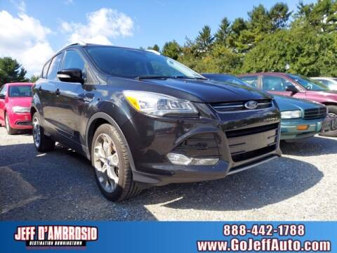 2015 Ford Escape for sale at Jeff D'Ambrosio Auto Group in Downingtown PA