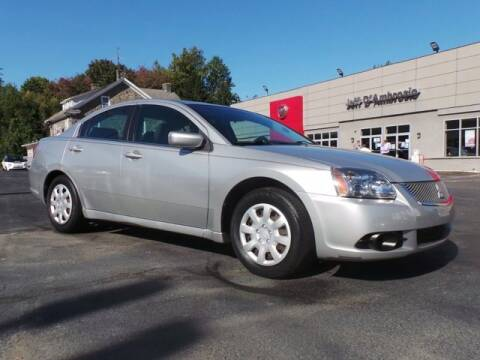 2012 Mitsubishi Galant for sale at Jeff D'Ambrosio Auto Group in Downingtown PA