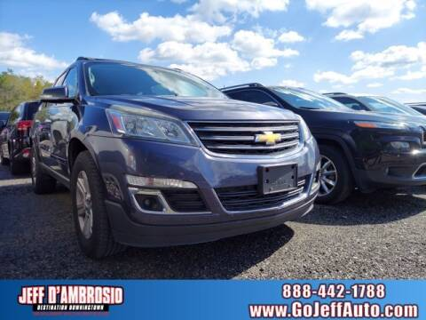 2013 Chevrolet Traverse for sale at Jeff D'Ambrosio Auto Group in Downingtown PA