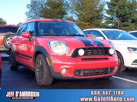 2012 MINI Cooper Countryman for sale at Jeff D'Ambrosio Auto Group in Downingtown PA