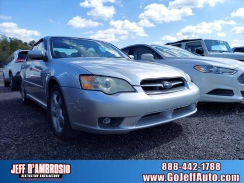 2007 Subaru Legacy for sale at Jeff D'Ambrosio Auto Group in Downingtown PA