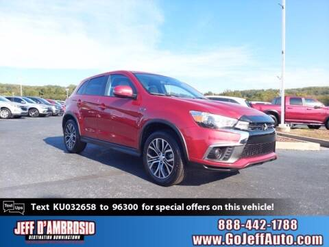 2019 Mitsubishi Outlander Sport for sale at Jeff D'Ambrosio Auto Group in Downingtown PA