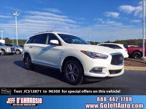 2018 Infiniti QX60 for sale at Jeff D'Ambrosio Auto Group in Downingtown PA