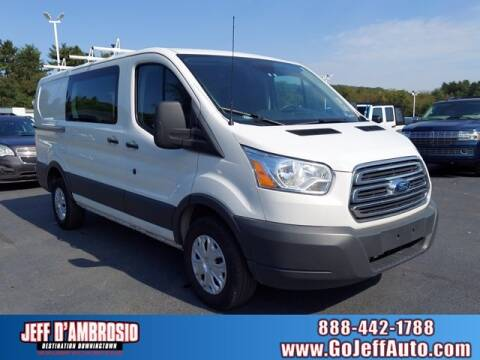 2018 Ford Transit Cargo for sale at Jeff D'Ambrosio Auto Group in Downingtown PA