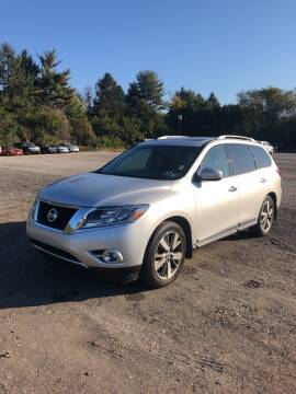 2015 Nissan Pathfinder for sale at Jeff D'Ambrosio Auto Group in Downingtown PA