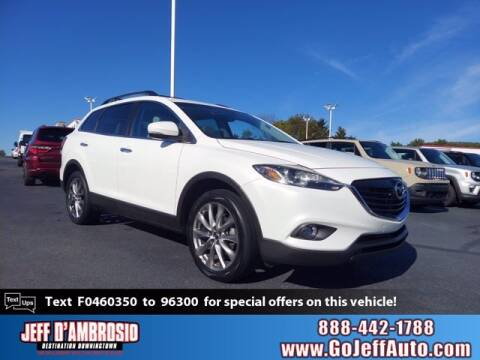 2015 Mazda CX-9 for sale at Jeff D'Ambrosio Auto Group in Downingtown PA