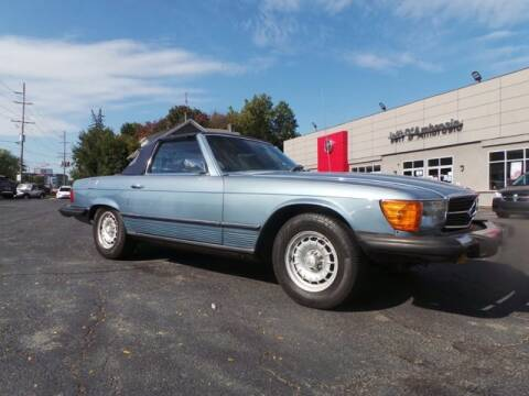 1974 Mercedes-Benz SL-Class for sale at Jeff D'Ambrosio Auto Group in Downingtown PA