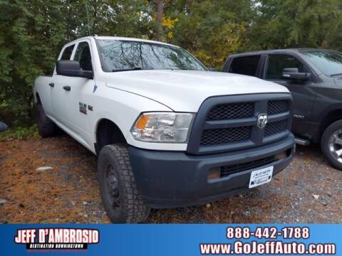 2013 RAM Ram Pickup 2500 for sale at Jeff D'Ambrosio Auto Group in Downingtown PA