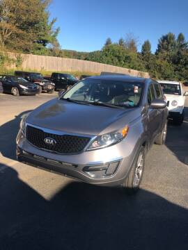 2015 Kia Sportage for sale at Jeff D'Ambrosio Auto Group in Downingtown PA