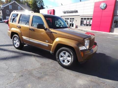 2011 Jeep Liberty for sale at Jeff D'Ambrosio Auto Group in Downingtown PA
