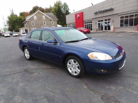 2006 Chevrolet Impala for sale at Jeff D'Ambrosio Auto Group in Downingtown PA