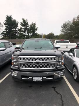2014 Chevrolet Silverado 1500 for sale at Jeff D'Ambrosio Auto Group in Downingtown PA