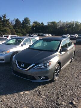 2018 Nissan Sentra for sale at Jeff D'Ambrosio Auto Group in Downingtown PA