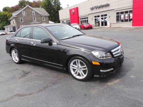 2013 Mercedes-Benz C-Class for sale at Jeff D'Ambrosio Auto Group in Downingtown PA