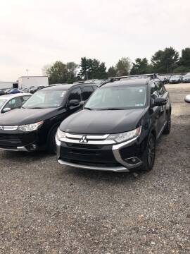 2016 Mitsubishi Outlander for sale at Jeff D'Ambrosio Auto Group in Downingtown PA