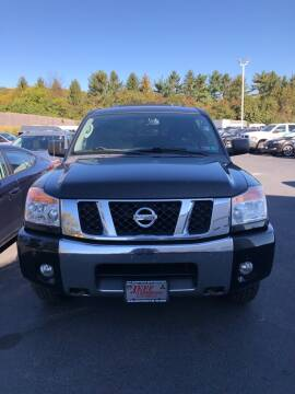 2010 Nissan Titan for sale at Jeff D'Ambrosio Auto Group in Downingtown PA