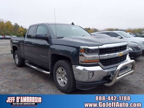 2018 Chevrolet Silverado 1500 for sale at Jeff D'Ambrosio Auto Group in Downingtown PA