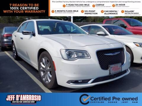 2015 Chrysler 300 for sale at Jeff D'Ambrosio Auto Group in Downingtown PA
