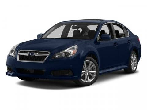 2014 Subaru Legacy for sale at Jeff D'Ambrosio Auto Group in Downingtown PA