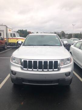 2013 Jeep Grand Cherokee for sale at Jeff D'Ambrosio Auto Group in Downingtown PA