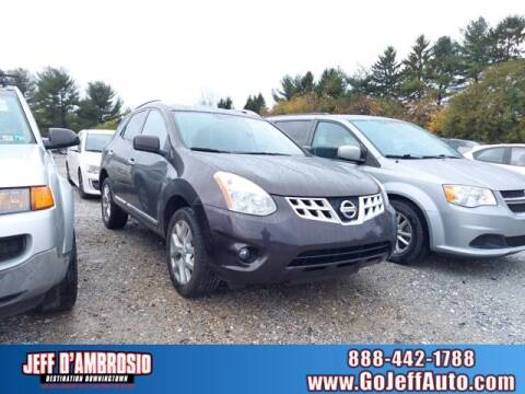 2011 Nissan Rogue for sale at Jeff D'Ambrosio Auto Group in Downingtown PA