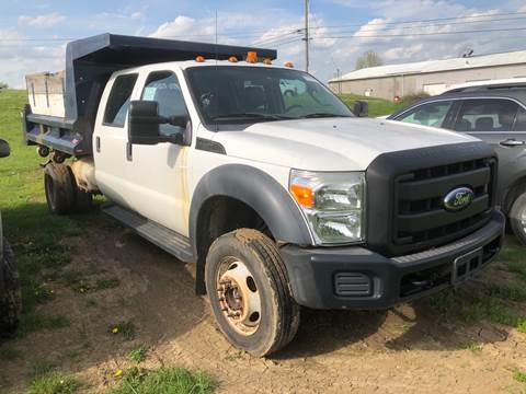 2011 Ford F-450 Super Duty for sale in Harrodsburg, KY
