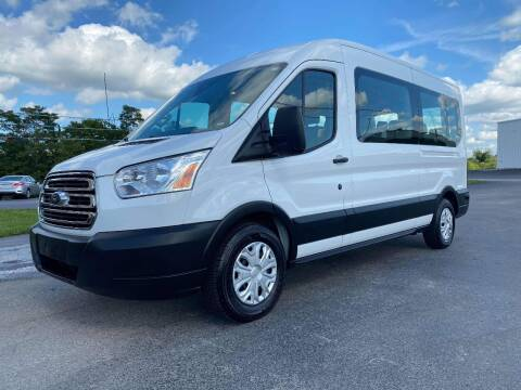 2019 Ford Transit Passenger for sale at Auto Martt, LLC in Harrodsburg KY
