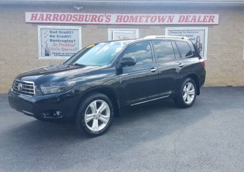2008 Toyota Highlander for sale at Auto Martt, LLC in Harrodsburg KY