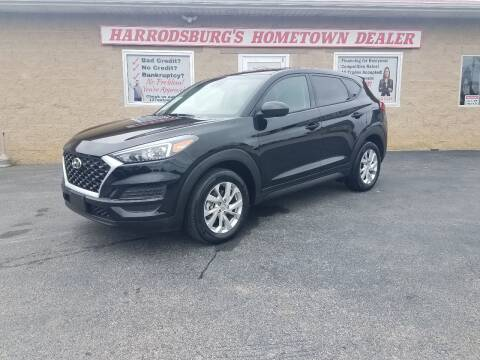 2019 Hyundai Tucson for sale at Auto Martt, LLC in Harrodsburg KY