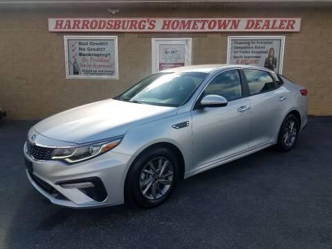 2019 Kia Optima for sale at Auto Martt, LLC in Harrodsburg KY