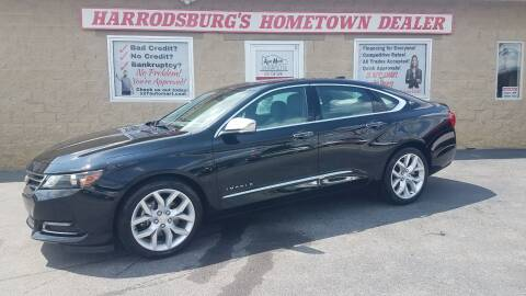 2019 Chevrolet Impala for sale at Auto Martt, LLC in Harrodsburg KY