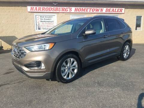 2019 Ford Edge for sale at Auto Martt, LLC in Harrodsburg KY