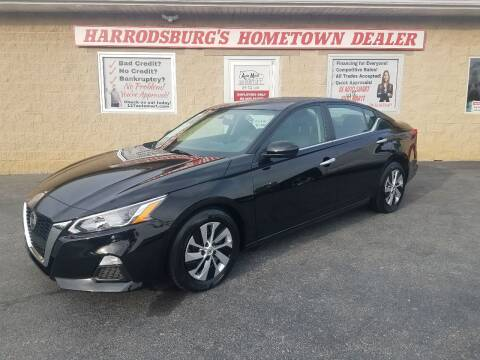 2019 Nissan Altima for sale at Auto Martt, LLC in Harrodsburg KY