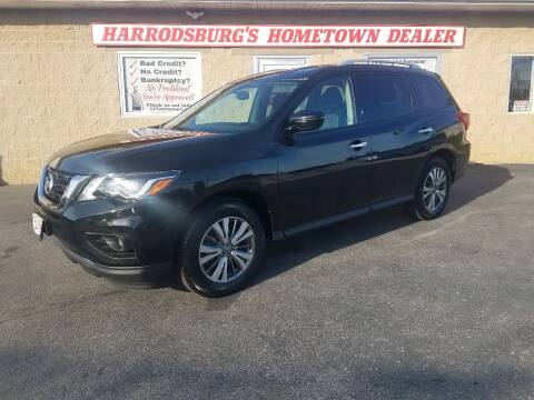 2019 Nissan Pathfinder for sale at Auto Martt, LLC in Harrodsburg KY