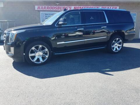 2020 Cadillac Escalade ESV for sale at Auto Martt, LLC in Harrodsburg KY