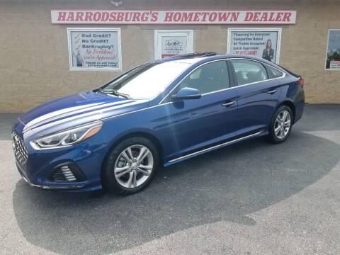 2018 Hyundai Sonata for sale at Auto Martt, LLC in Harrodsburg KY