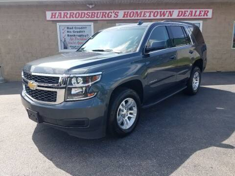 2020 Chevrolet Tahoe for sale at Auto Martt, LLC in Harrodsburg KY